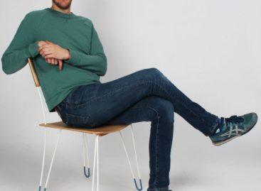 Heureka – Chiếc ghế thông minh tiết kiệm diện tích