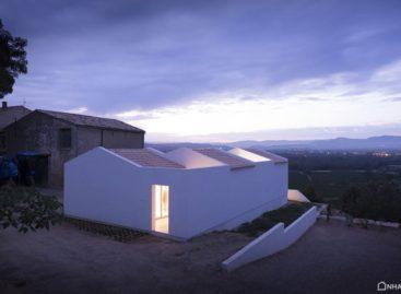Khám phá ngôi nhà Quiet House ở miền Nam nước Pháp