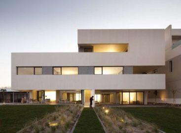 Kiến trúc sang trọng của những ngôi nhà ở vịnh Ba Tư