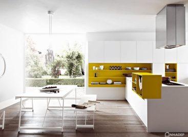 Kora: Xu hướng nhà bếp hiện đại với thiết kế môđun hữu dụng
