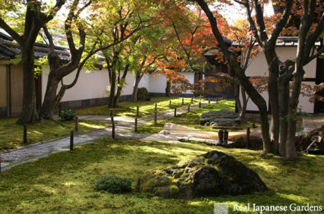 Làm thế nào tạo nên một khu vườn theo phong cách Nhật Bản ngay tại nhà bạn?