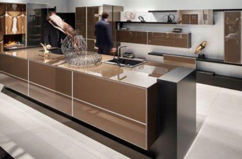 [Video] Giới thiệu sản phẩm trong nhà bếp của Express Küchen tại Living Kitchen 2015