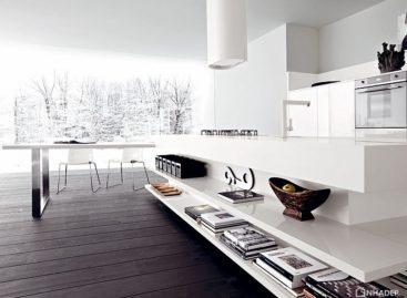 Lucrezia: căn bếp đa năng, hiện đại