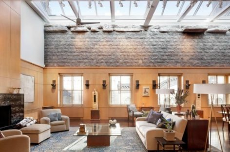 Mang ánh sáng tự nhiên vào phòng khách