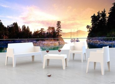 [Sản phẩm nhập khẩu] Side table Box của Siesta exclusive