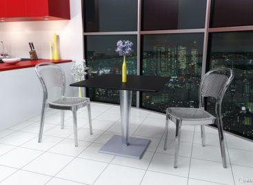 [Sản phẩm nhập khẩu] Giới thiệu mẫu bàn Lulu của Siesta exclusive