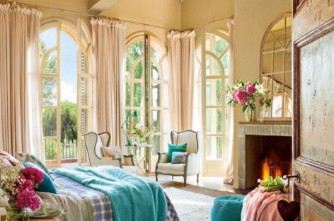 Mẫu thiết kế phòng ngủ xinh đẹp của Eduardo Arruga