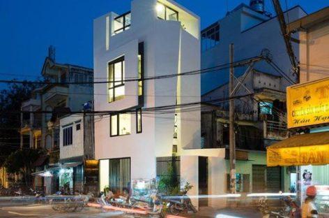 Ngôi nhà 27m2 độc đáo tại Sài gòn do KTS Lê Tự Nhiên thiết kế