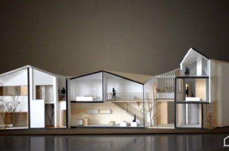 Tham quan ngôi nhà 3 Houses độc đáo được thiết kế bởi AD+ Studio