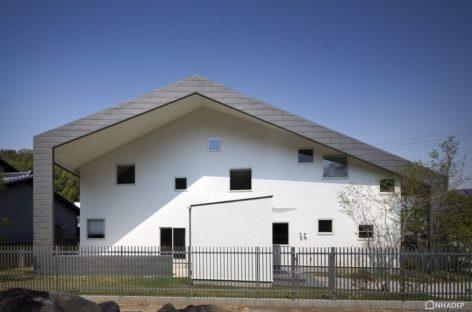 Vẻ đẹp tối giản của ngôi nhà ở Wakayama, Nhật Bản