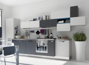 Nhà bếp hiện đại với thiết kế không gian mở