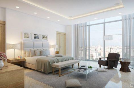 Những ý tưởng thiết kế ấn tượng cho không gian phòng ngủ (Phần 1)