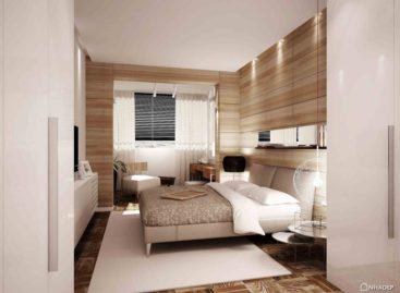 Những ý tưởng thiết kế ấn tượng cho không gian phòng ngủ (Phần 2)
