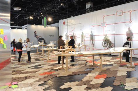 Orgatec 2012 – Hội chợ Quốc tế lớn nhất về lĩnh vực nội thất văn phòng và tiện nghi dùng trong văn phòng (Phần cuối)