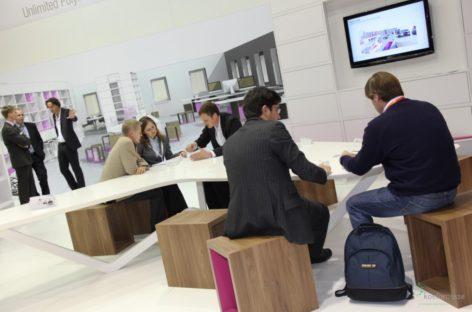 Orgatec 2010 – Hội chợ quốc tế lớn nhất thế giới về lĩnh vực nội thất văn phòng và các tiện nghi dùng trong văn phòng (Phần 3)