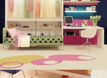 Tuyệt chiêu thiết kế phòng ngủ cho teen với không gian hẹp