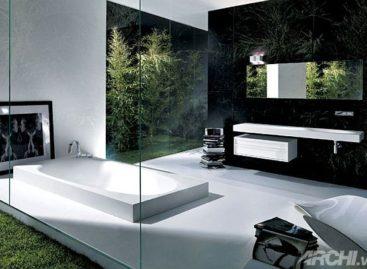 5 ý tưởng thú vị trang trí phòng tắm của bạn
