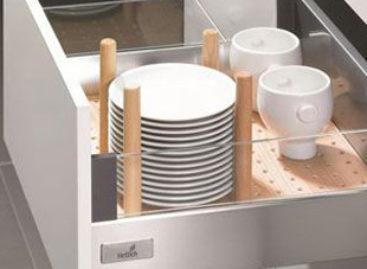 [Video] Quá trình lắp đặt hệ thống ngăn kéo tủ bếp Hettich
