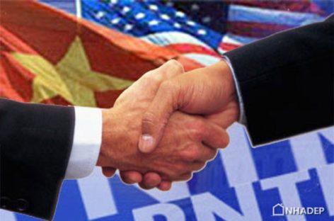 Hợp tác thương mại giữa Việt Nam và Mỹ