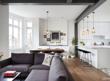 Tham quan căn hộ hiện đại được Rise Design Studio cải tạo