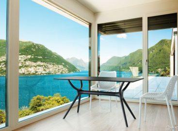 Sự sang trọng và tinh tế của bộ bàn ghế Air, Siesta exclusive
