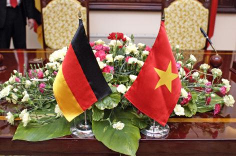 Quan hệ kinh tế Đức với Việt Nam