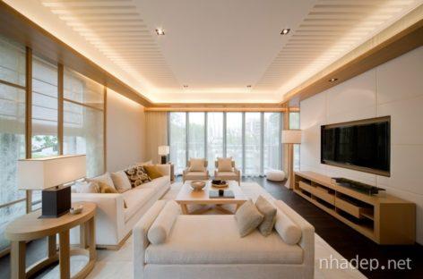 Chiêm ngưỡng không gian nội thất hiện đại và mới lạ