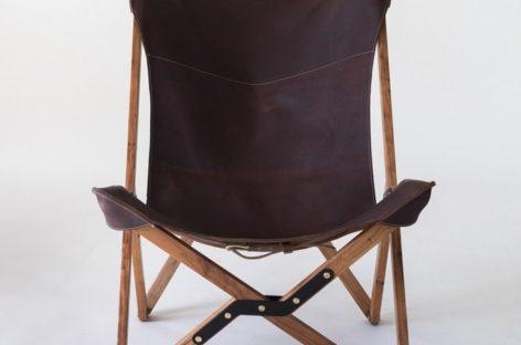 The Humphrey Chair – Ghế cắm trại hiện đại của công ty thiết kế Texas Rover