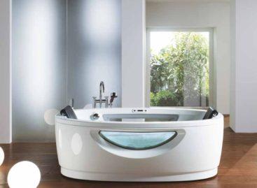 Các mẫu thiết kế bồn tắm hiện đại của Teuco