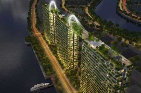 Thiết kế chung cư xanh tại Việt Nam của Võ Trọng Nghĩa