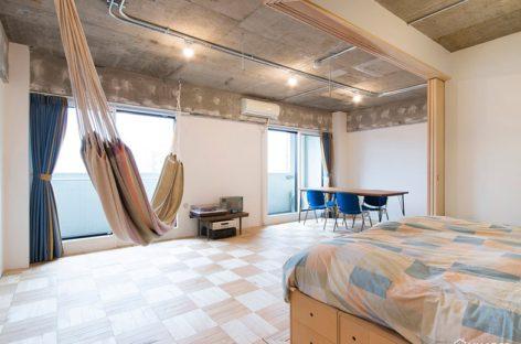 Thiết kế hiện đại của căn hộ tại Tokyo