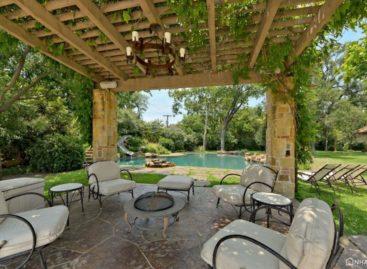 Những mẫu thiết kế không gian sống tuyệt đẹp của Harold Leidner