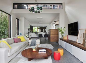 Thiết kế nhà riêng gần gũi với thiên nhiên Fitzroy