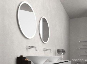 Thiết kế sản phẩm phòng tắm đầy tính nghệ thuật của Gessi
