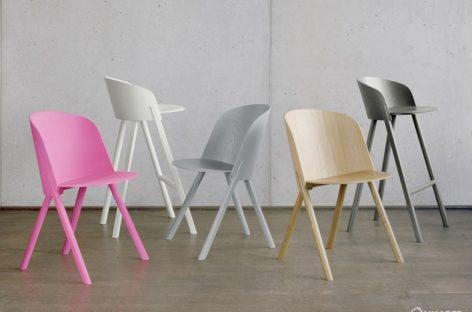 Ngắm nhìn bộ ba ghế xinh xắn This That Other được thiết kế bởi Stefan Diez