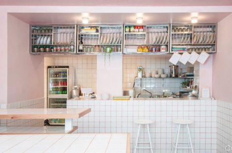 Tham quan tiệm ăn xinh xắn Yafo tại Paris được thiết kế bởi Studio Sur Rue