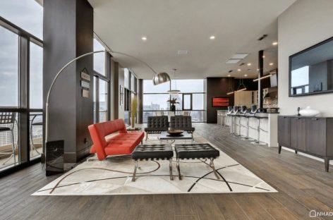 Những ý tưởng trang trí phòng khách để giúp không gian rộng hơn