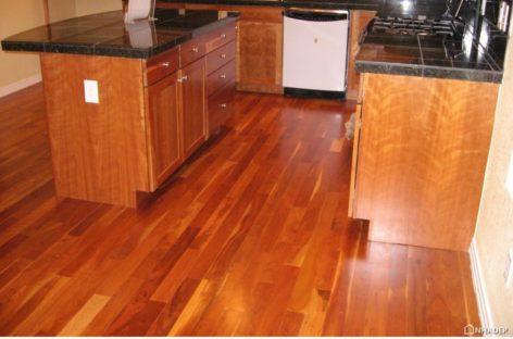 Ván sàn từ gỗ cứng Hoa Kỳ (Phần 1)