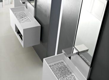 Các thiết kế vật dụng phòng tắm độc đáo, hiện đại từ Ý (Phần 2)
