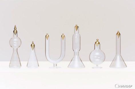 Bộ sưu tập vật dụng trang trí cao cấp của Anna Karlin