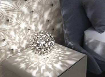 Vẻ đẹp lung linh của chiếc đèn Terzani Orten'zia