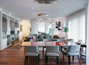 Vẻ đẹp trang nhã, tinh tế của căn hộ tại Milan, Ý