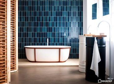 Các xu hướng thiết kế nội thất phòng tắm năm 2017