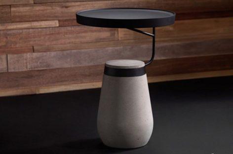 Chiêm ngưỡng chiếc bàn bê tông Kaban độc đáo