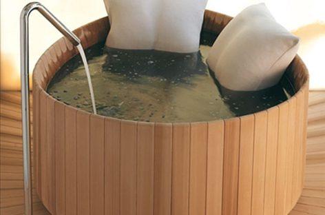 Những bồn tắm gỗ cho thiết kế nội thất hiện đại và phòng tắm sang trọng (phần 1)