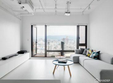 Không gian nội thất thông minh của căn hộ Tsai Residence