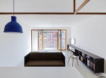 Tham quan căn hộ nhỏ có thiết kế tối giản, nổi bật ở thủ đô Praha