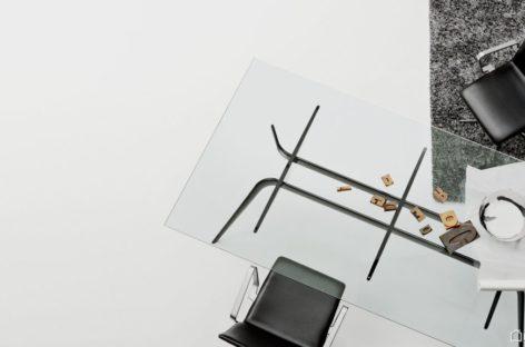 Bàn T-No.1 – Chiếc bàn tinh tế ở mọi góc cạnh