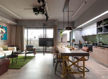 Đến thăm căn hộ Family Playground được thiết kế bởi House Design Studio