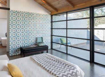 Trang trí nội thất với gạch hoa văn phong cách Morocco